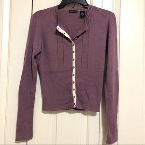 Moda International Wool Blend Cardigan